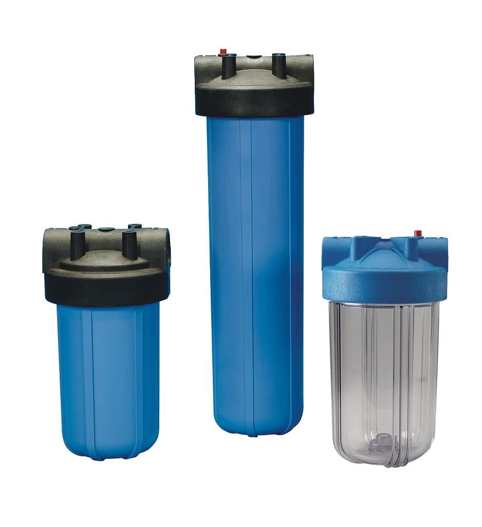 Filtre til filrering af vand