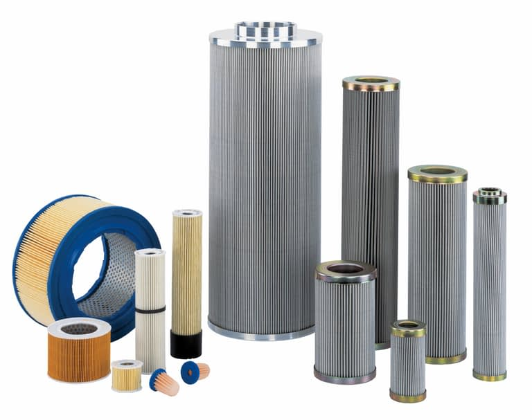 Filtration Group - alle hydraulikfiltre fra samme producent