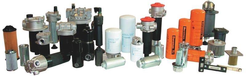 Donaldson filter fra JL Filtersystem