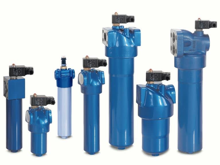 JL Filtersystem er altid lagerførende med filtre fra Filtration Group